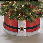 Santa Tree Collar