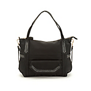fitz slouchy satchel by steve madden