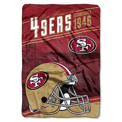 NFL Oversize Micro Raschel Throw