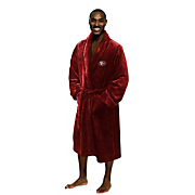 nfl men s bathrobe
