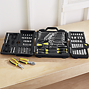 150 pc  professional tool set by stanley