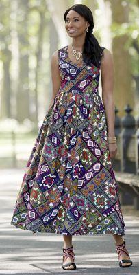 Zakiya Dress