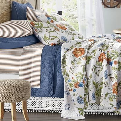 Meadow Oversized Quilt and Sham
