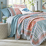 indian sunrise quilt by jessica simpson
