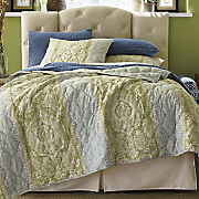 Touch of Provence Oversized Quilt and Sham