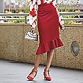 Emmie Ruffle Skirt