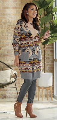 Nadine Sweater and Jazzie Legging