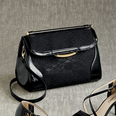 Dionne Lace Bag