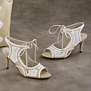 kendra peep toe sandal