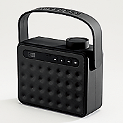 bluetooth handle speaker by case logic