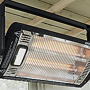 ceiling mount shop utility heater by optimus