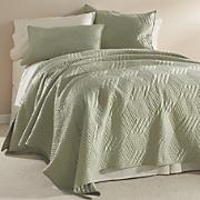 geo stitch oversized quilt