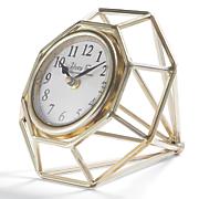 diamond table clock