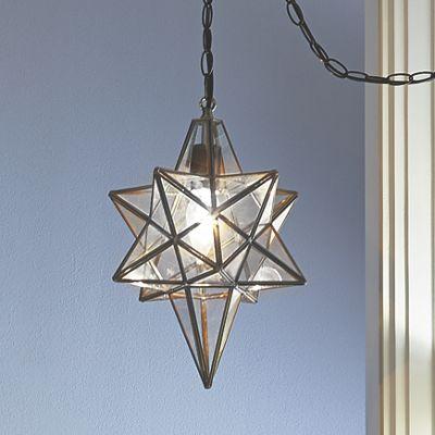 Star Pendant Lamp