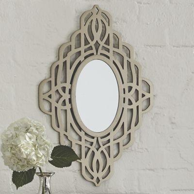 Large Celtic Knot Wall Mirror from Midnight Velvet VK746544