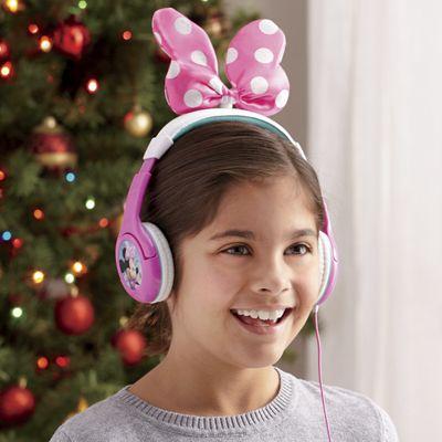 Licensed Character Noise-Reducing Headphones