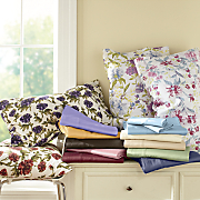 bed tite floral sheet set