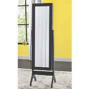 jewelry cabinet with mirror 17
