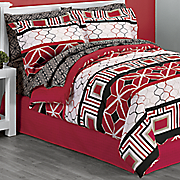maxwell complete bed set