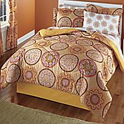 marisol complete bed set and window treatments