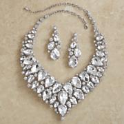 Topaz Jewelry Set