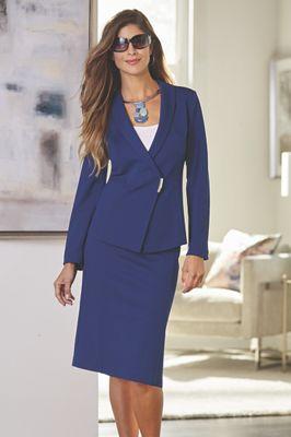 Faye Skirt Suit