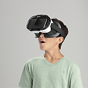 dynamic virtual reality viewer