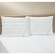 sleep connection core support pillow pair by montgomery ward