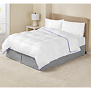 1000 thread count duraloft comforter by kathy ireland home