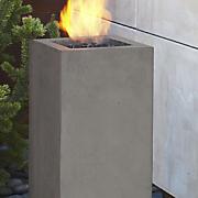 baltic fire column