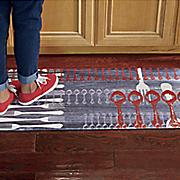 flatware floor mat   20  x 39