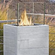 board form fire column