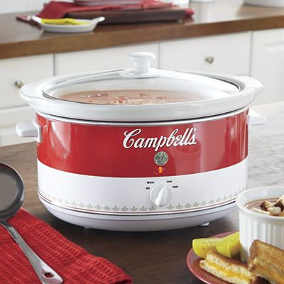 Campbell's 4.5-Qt. Slow Cooker