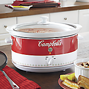 campbell s 4 5 qt  slow cooker
