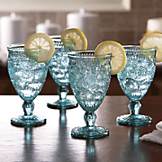 set of 4 glasses by the pioneer woman