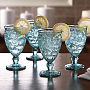 Set of 4 Glasses by...
