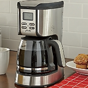 speak n  brew 10 cup coffee maker by primula