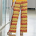 Rossi Wide Leg Pant by Ashro Everywhere Knits