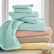 Bountiful 6-Pc Bath Towel Set