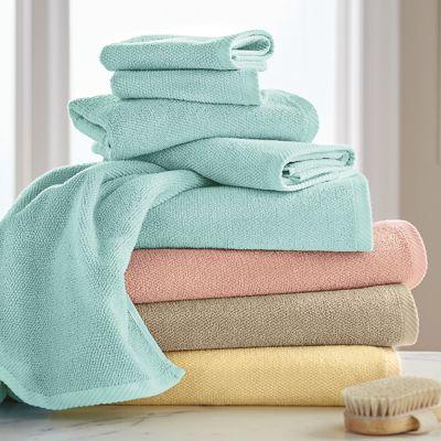 Bountiful 6-Piece Bath Towel Set