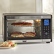 6 slice convection toaster oven and rotisserie by montgomery ward