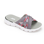 women s on the go tropical slide sandal by skechers