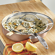trisha yearwood 5 qt  covered saute pan
