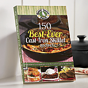 150 cast iron skillet recipes cookbook