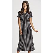 stripe duster dress 9