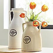 honeybee decorative vases