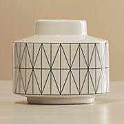 stout contemporary vase