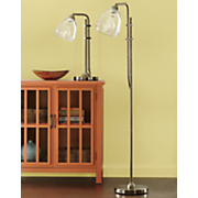 adjustable table and floor lamp