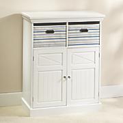 white cabinet 119