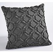 rolled felt pillow